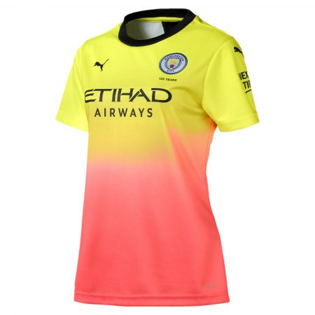 Manchester City Shirt 3rd Dames 2019-2020