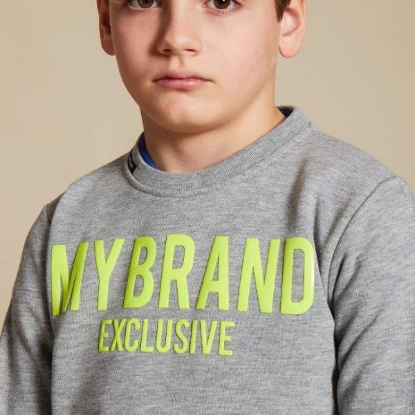 My Brand Neon 3D Front Sweater KIDS