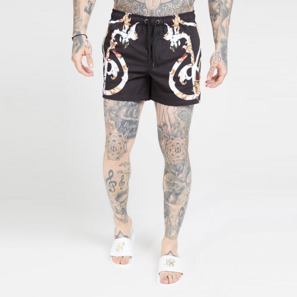 SikSilk Standard Swim Shorts