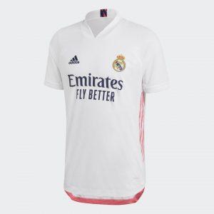 Real Madrid Shirt Thuis Senior 2020-2021