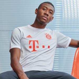 Bayern Munchen Shirt Uit Junior 2020-2021