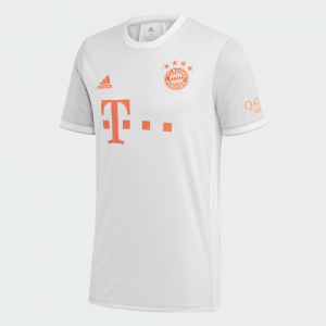 Bayern Munchen Shirt Uit Senior 2020-2021