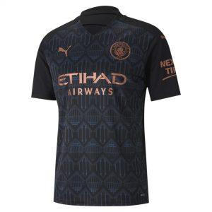 Manchester City Shirt Uit Junior 2020-2021