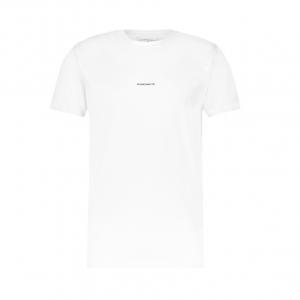 PureWhite Logo Tee White/Black