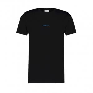 PureWhite Logo Tee Black/Blue