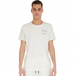 In Gold We Trust Reflective T-Shirt White Asylum