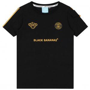 Black Bananas Unity Setje Kids Black/Yellow