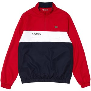 Lacoste Sport Trainingspak Red/Navy