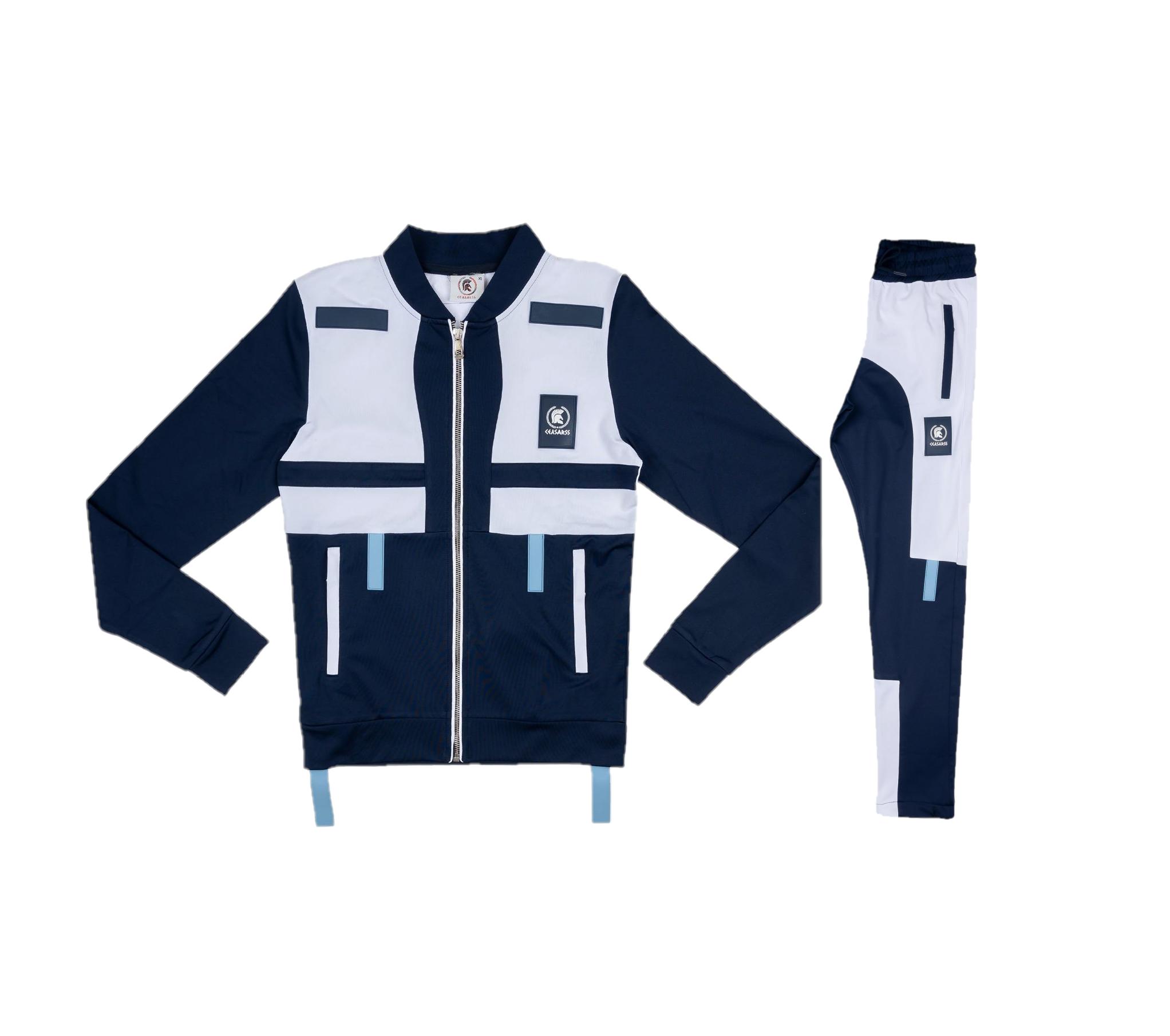 Ceasarss Rescue Trainingspak Blue - Maat XS - Kleur: Blauw | Soccerfanshop