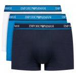 EA7 boxershort 3-pack blauw