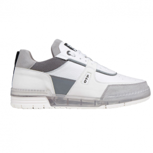 Off The Pitch Baskette Sneakers White
