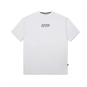 Off The Pitch Oversized 2.0 Tee White