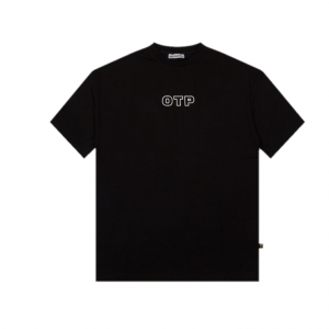 Off The Pitch Oversized 2.0 Tee Black