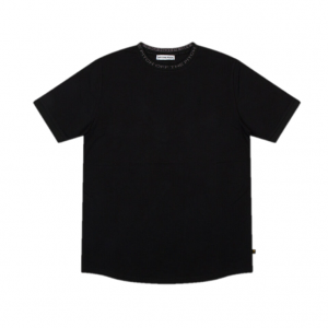 Off The Pitch Solar Tee Black