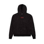 Off The Pitch Cosmic Hoodie Black