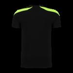Malelions Black Neon Yellow Shirt