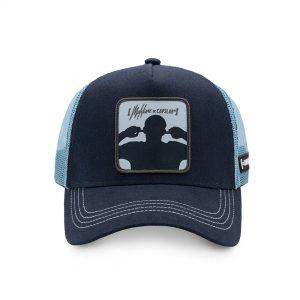 Malelions x Capslab Cap Navy/Light Blue