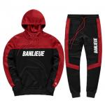 banlieue 3d black-red