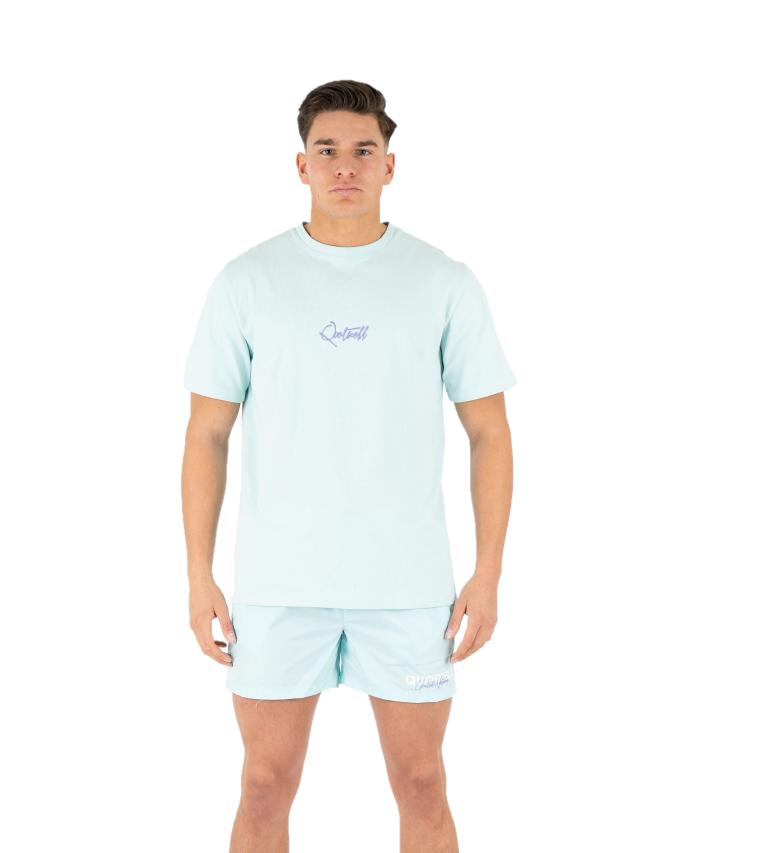 Quotrell Cura Zomerset Teal - Maat XS - Kleur: Blauw | Soccerfanshop