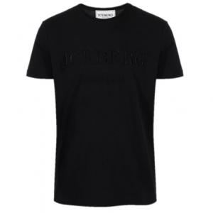 Iceberg Logo T-Shirt Black