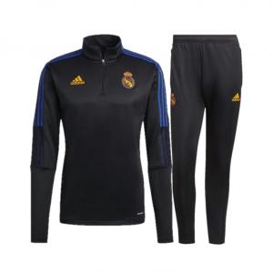 Real Madrid Trainingspak Warm Senior 2021-2022