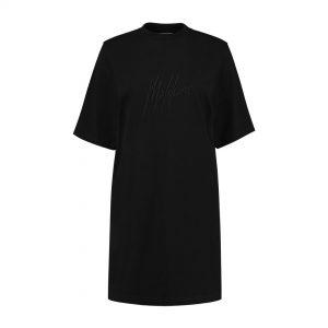 Malelions Dames Lou T-Shirt Dress Black