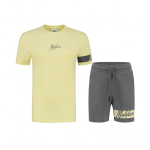 Malelions Dames Captain Zomersetje Yellow/Matt Grey