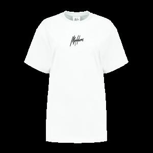 Malelions Dames Lou T-Shirt White