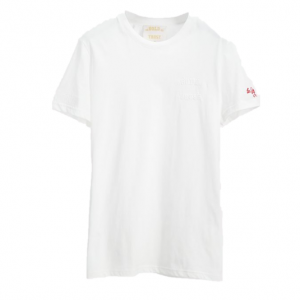 In Gold We Trust The Pusha T-Shirt Blanc de Blanc