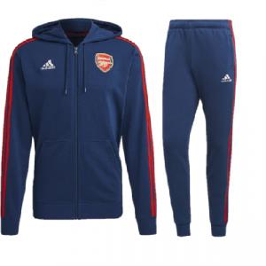 Arsenal FZ Hooded Trainingspak Senior 2021-2022