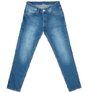 Ceasarss Basic Straight Denim Jeans